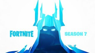 FIRST FORTNITE SEASON 7 TEASER!