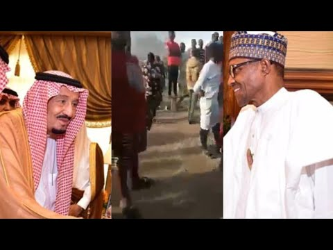 BREAKING!!! ABUJA IS ON FIRE AS SAUDI OFFICALS ARRIVE NIGERIA FOR THIS