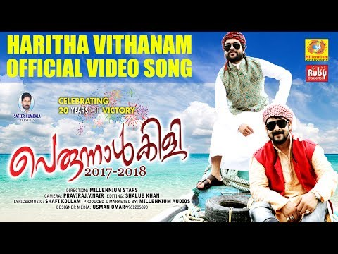 Perunnal kili 2017 Official Video Song | Harithavidhanam | Thajudheen Vatakara & Shafi Kollam