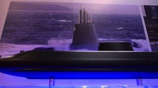 HDW Class 216 Submarine