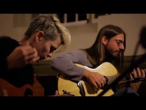 Kaki King & Guy Buttery live in South Africa
