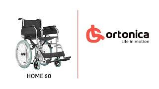 видео Кресло-коляска Ortonica Base 110