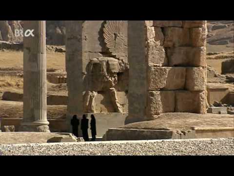 (1/6) Persepolis  Bühne der Könige - Schauplätze der Weltkulturen 3sat DOKU