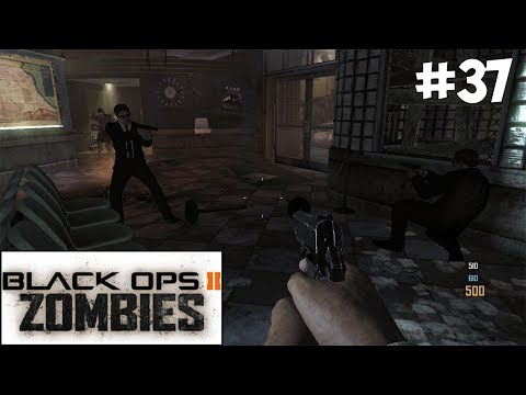 """TURNED"" Call of Duty: Black Ops 2 Zombies! w/ PokeaimMD, Blunder & Moet!"
