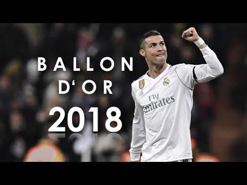 Cristiano Ronaldo - Ballon d'Or 2018 - Motivational