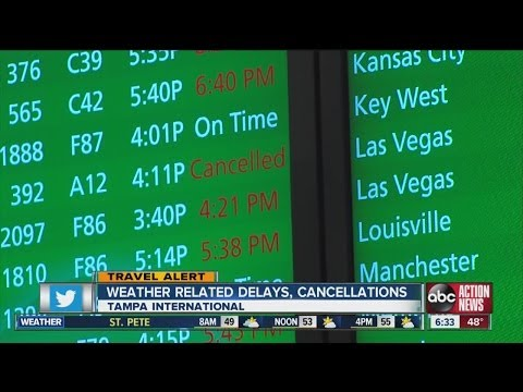 Busy winter storm brings snow, cold to Northeast, flight delays across U.S.