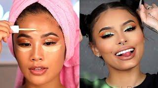 Lindos Tutoriais de Maquiagem para você se  INSPIRAR💕 Gorgeous Makeup Tutorials  2020