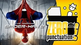 THE AMAZING SPIDER-MAN 2 (Zero Punctuation) (Video Game Video Review)
