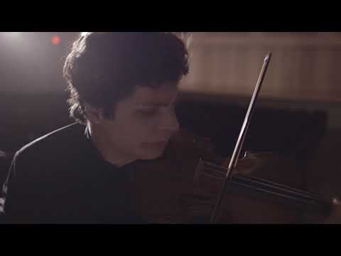 Augustin Hadelich plays Paganini Caprice No. 1