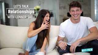 Dating tips, Bachelor talk, and more with CONNOR SAELI!