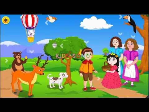 I Had A Little Nut Tree Song With Lyrics | Nursery Rhymes | By Songs For Kids