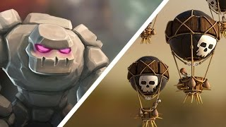 TH9 War Strategy | Cold Blooded Lavaloon | Clash Of Clans