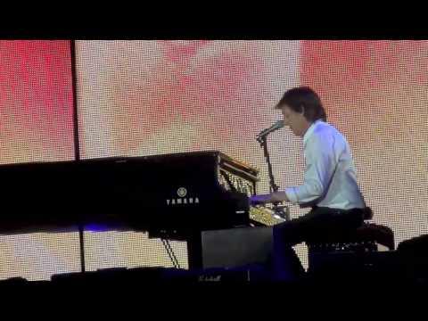 Paul McCartney, Roskilde 2015