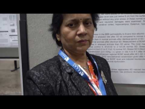 Aruna Sharma on Sleep deprivation & Brain Damage 183rd AAAS Annual Mtg Boston, Feb 18, 2017