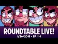 Roundtable Live! - 1/26/2018 (Ep. 114)