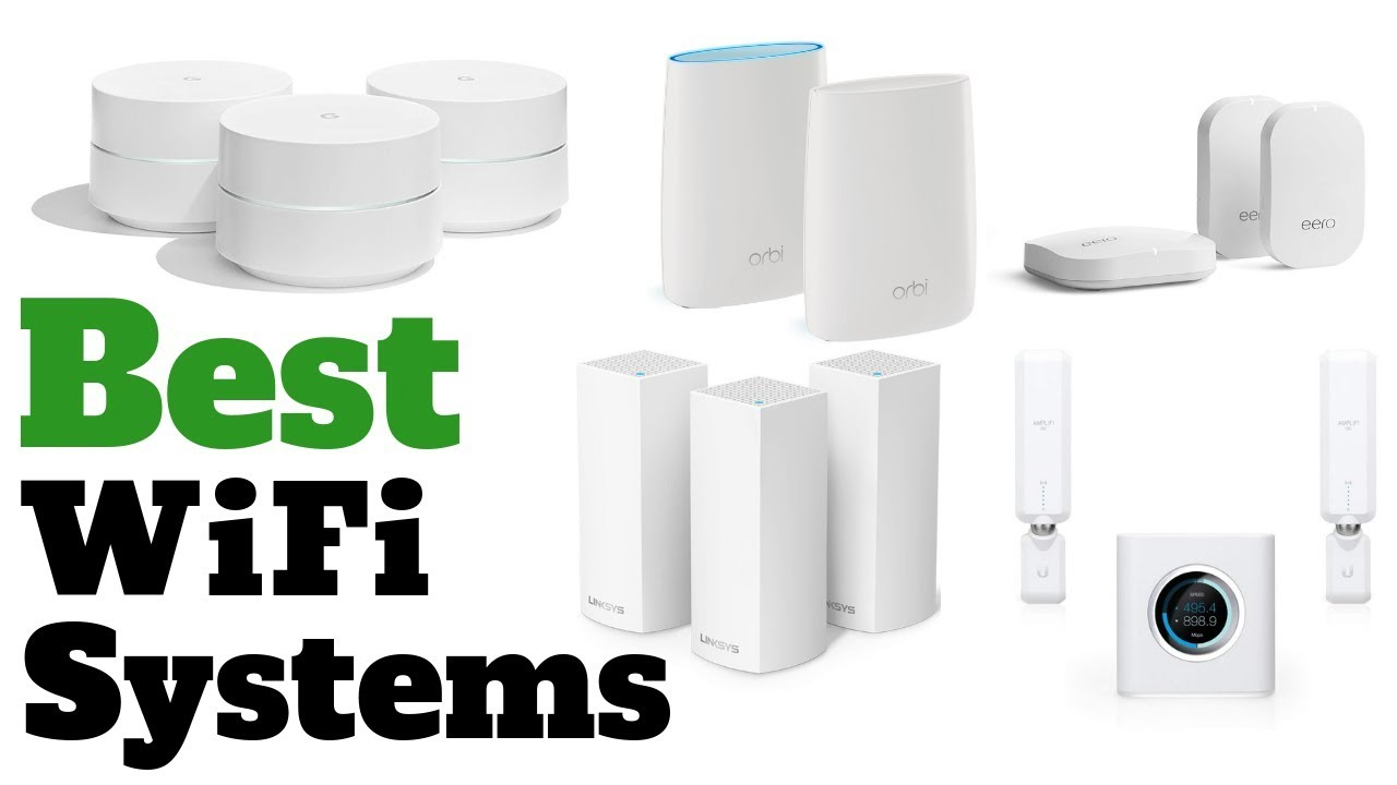 WiFi System » Top 5 Best Whole Home Mesh WiFi Systems Ideas With ...