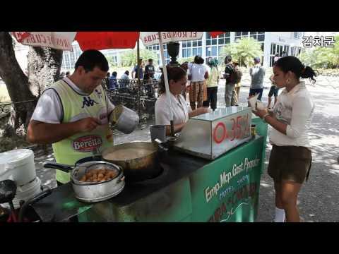 Cuba #04 - Street Foods in Cuba