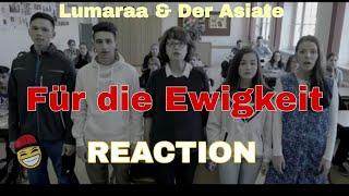 Lumaraa & Der Asiate - Für die Ewigkeit - Reaction #ZeichengegenMobbing