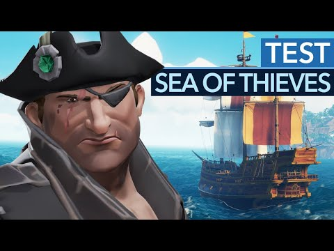 Sea Of Thieves Im Test / Review