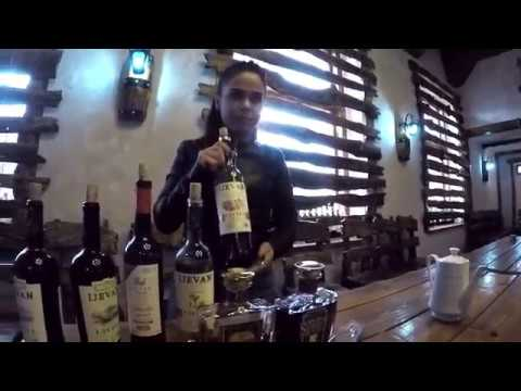 Travelling around Tavush province and visiting Ijevan Wine and Brandy Factory - Armenia