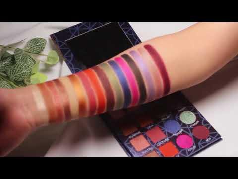 IMAGIC NEW 16 Colors eyeshadow