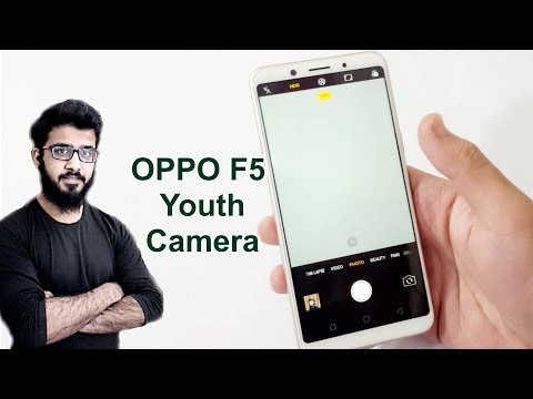 OPPO F5 Youth Camera Review! { Urdu/Hindi }