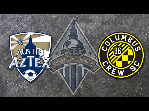 ATX Pro Challenge: Austin Aztex vs. Columbus Crew SC