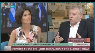 Alberto Fernández – Putin: ¿Qué busca Rusia de Argentina?