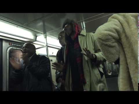 In metro a Manhattan