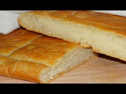 Матнакаш (армянский хлеб) - пошаговый рецепт приготовления