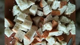 Вкуснейший салат из курицы с креветками
