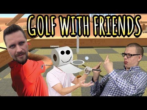 DRA MIG I BAGAGET  Golf With Friends med figgehn, Chris Whippit & SoftisFFS