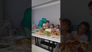 Ahmet talha 1.yaş kutlamasai
