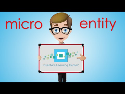 Micro Entity Status for Patents - How to Save Money on Your Patent Applications