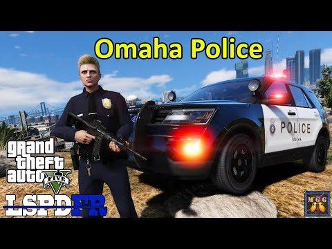 Omaha Police Patrol | GTA 5 LSPDFR Episode 421