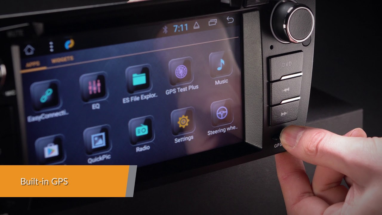 BMW - 7` Android 7 1 Car Stereo Review (PCD7790B) by XTRONS