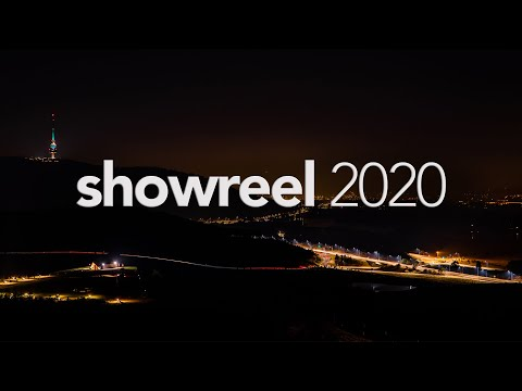 Siapo Screen Media Showreel 2020 (Canberra Videography)