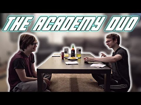 Sneaky & Jensen: The Academy Duo