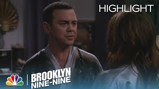 Gina And Boyle Hooking Up Is A Crisis | Season 2 Ep. 5 | BROOKLYN NINE-NINE