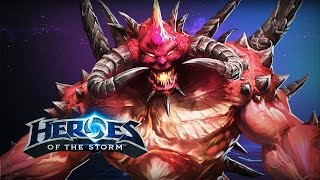 ♥ Heroes of the Storm (A-Z Gameplay) Diablo (HoTs Quick Match)