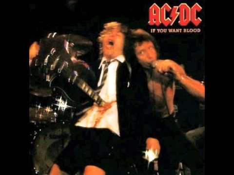 ACDC  Let There Be Rock If You Want Blood, You Got It