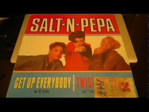 SALT N PEPA (EVERY BODY GET UP) CLUB HOUSE VERSION