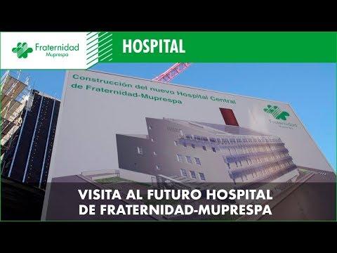 El futuro hospital de Fraternidad-Muprespa en Madrid, visitado por sus órganos de gobierno
