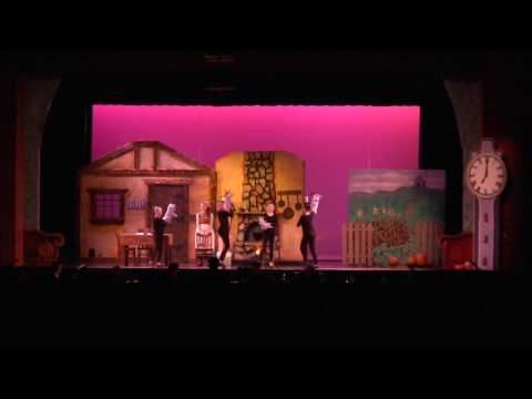 Victor Jr. High School Presents Rodgers and Hammerstein's Cinderella