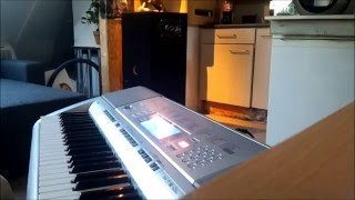 how to get sustain on keyboard piano without sustain pedal!!
