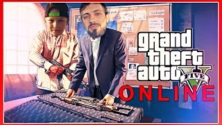 GTA 5 Online PS4 ПЕРВЫЙ ВЗГЛЯД | Stream Gameplay PS4 1080p 60fps