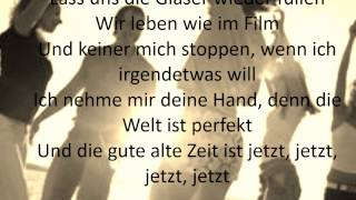 Cro - Jetzt Lyrics
