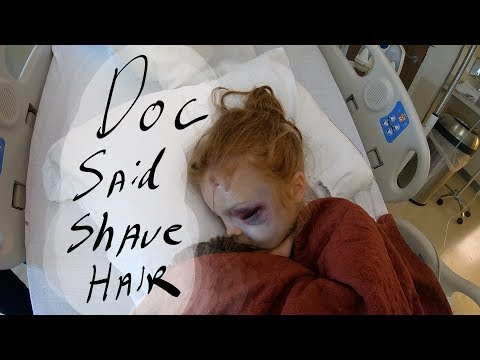 Girl hospitalized, mom almost breaks...