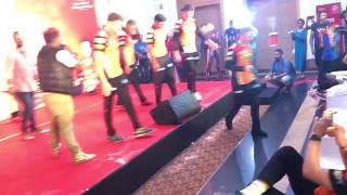 Roll Rida and Naresh Kumaran | Sunrisers Anthem Song | RedFm Hyderabad