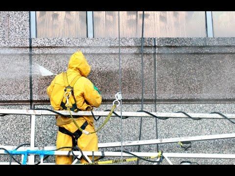 Pressure Washing & Precast Restoration Cleaning by Presto